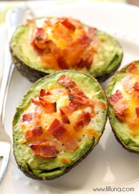 Avocado Bacon & Eggs