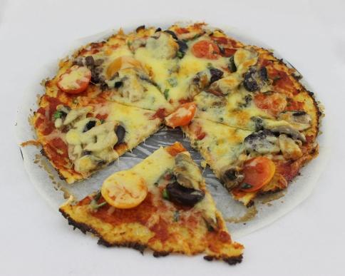 cauli crust pizza