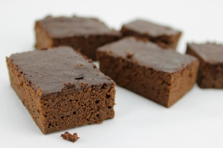 one layer brownie