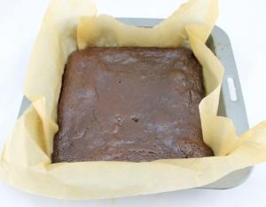 pan brownie